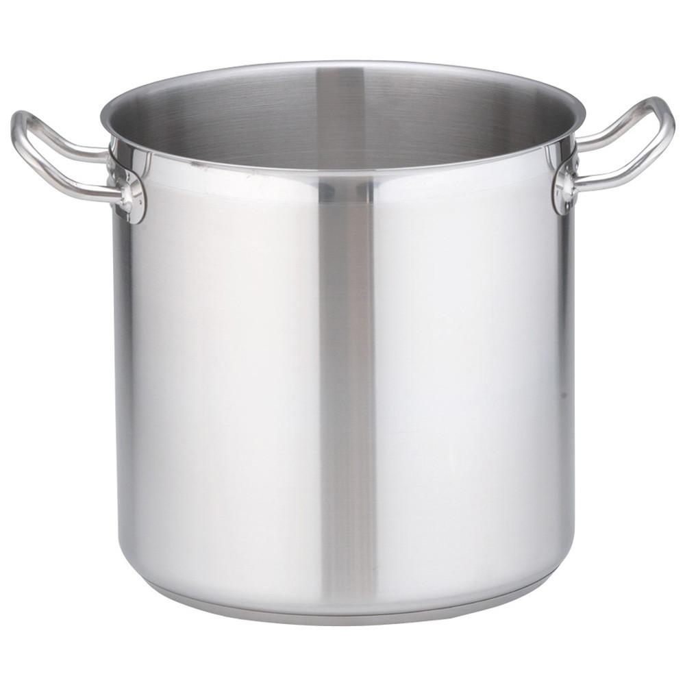 TKG PRO(プロ)寸胴鍋(蓋無) 26cm [ 外径:275mm 深さ:255mm 底径:243mm 13.7L ] [ 料理道具 ] | 厨房 キッチン 飲食店 ホテル レストラン 業務用