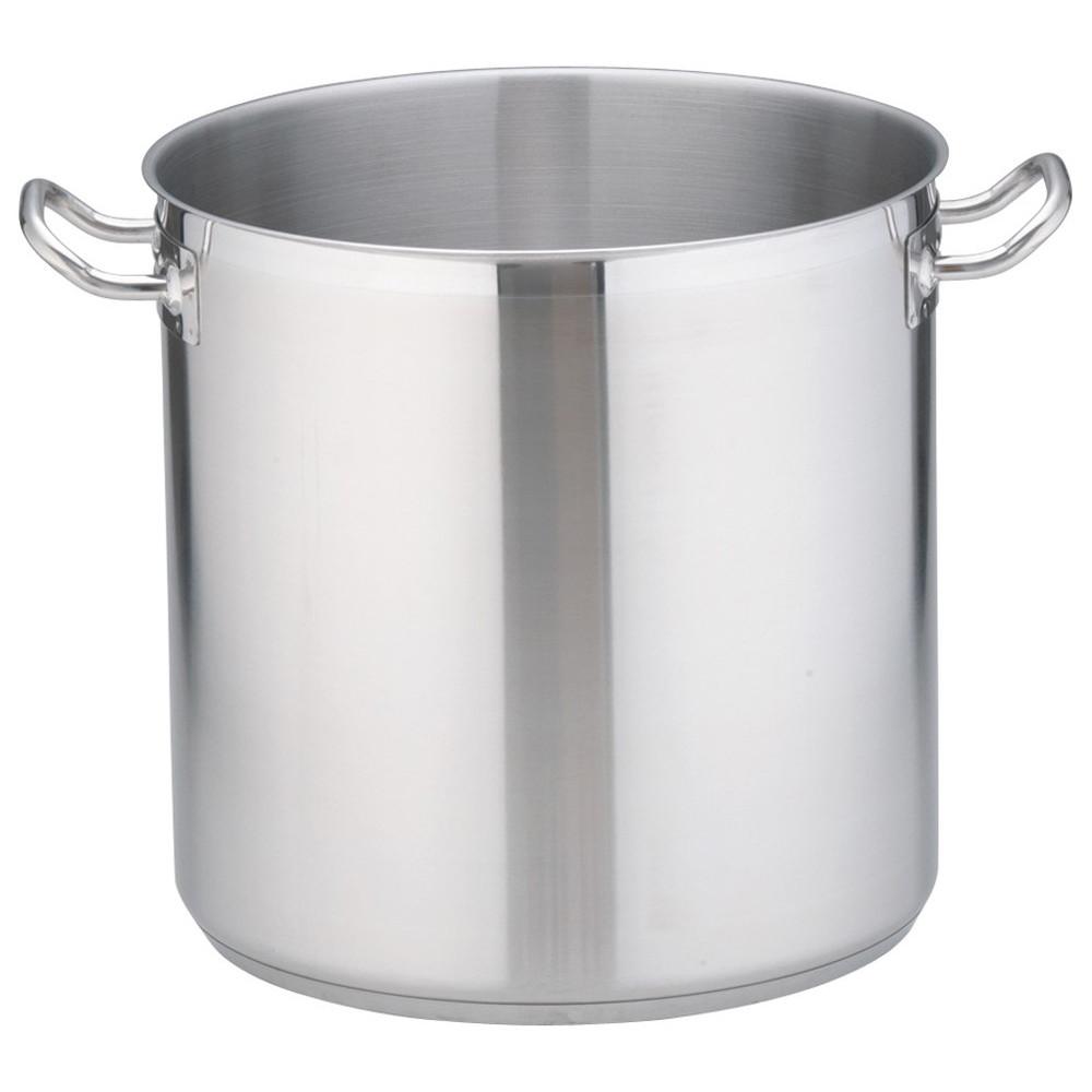 TKG PRO(プロ)寸胴鍋(蓋無) 34cm [ 外径:355mm 深さ:335mm 底径:320mm 30L ] [ 料理道具 ] | 厨房 キッチン 飲食店 ホテル レストラン 業務用