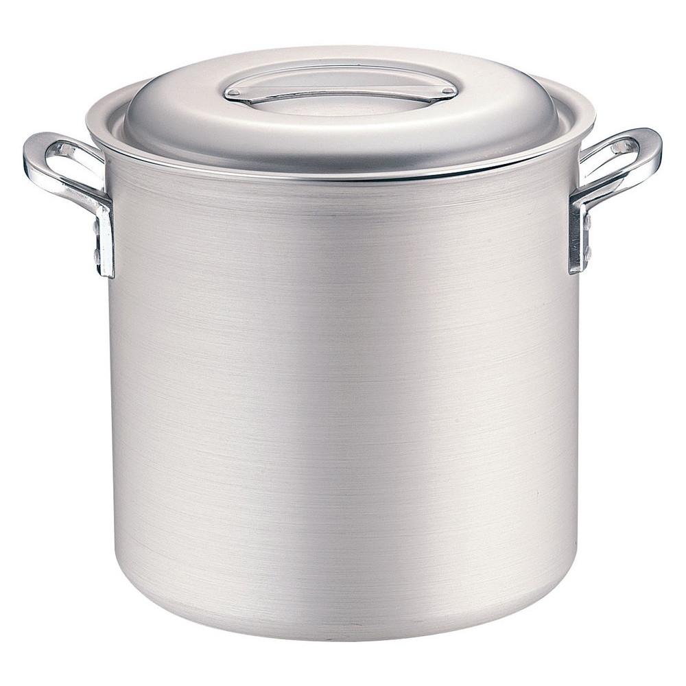 TKG IHアルミ 寸胴鍋(目盛付) 27cm [ 外径:293mm 深さ:270mm 底径:210mm 15L ] [ 料理道具 ]   厨房 キッチン 飲食店 ホテル レストラン 業務用