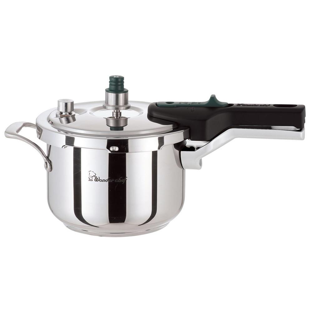 ワンダーシェフ プロ業務用圧力鍋 3L [ 内径:180mmH135mm底径:140mm ] [ 料理道具 ] | 厨房 飲食店 ホテル レストラン 業務用