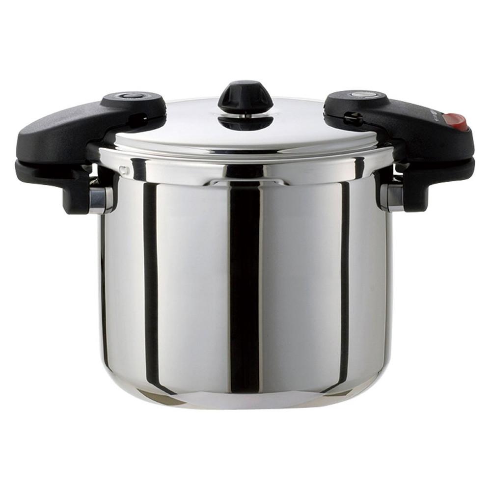 ワンダーシェフ 両手圧力鍋 8L NMDA80 [ 内径:230mmH190mm底径:182mm ] [ 料理道具 ] | 厨房 飲食店 ホテル レストラン 業務用