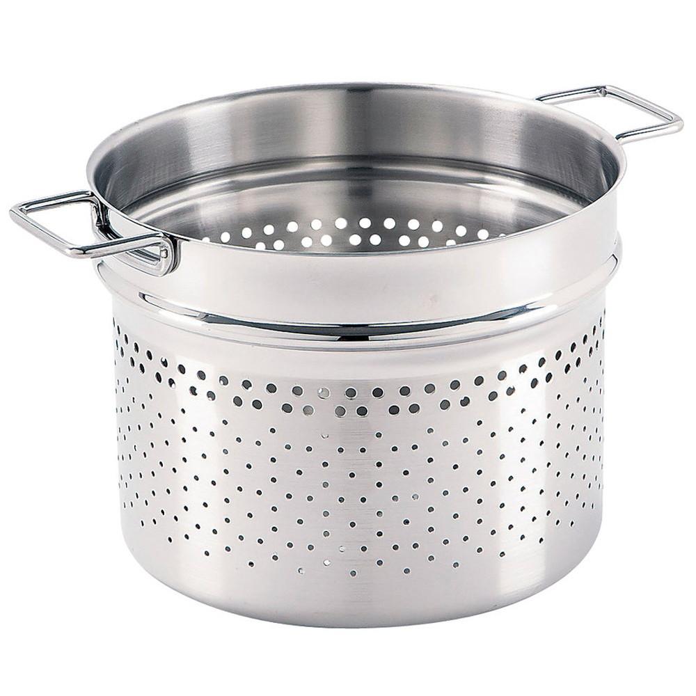 バラゾーニ18-10タミー パスタストレーナー 22cm [ 内径:220mm深さ:174mm ] [ 料理道具 ] | 厨房 飲食店 レストラン ホテル 業務用