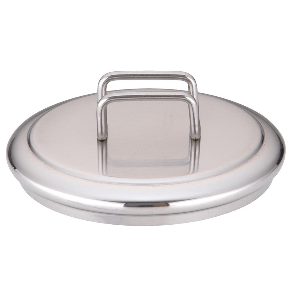 バラゾーニ18-10タミー 鍋蓋 14cm [ 料理道具 ] | 厨房 飲食店 レストラン ホテル 業務用