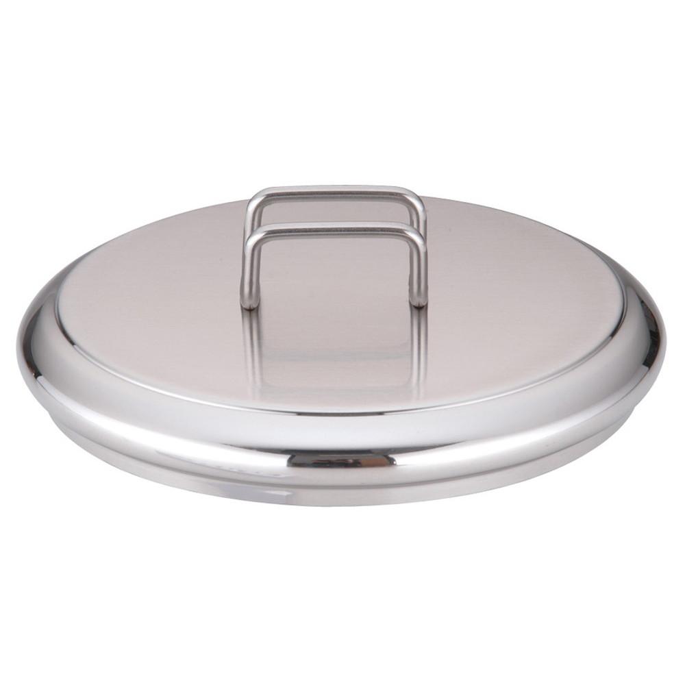 バラゾーニ18-10タミー 鍋蓋 18cm [ 料理道具 ] | 厨房 飲食店 レストラン ホテル 業務用