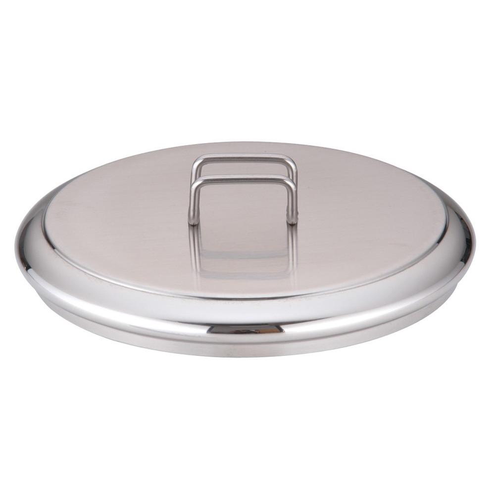 バラゾーニ18-10タミー 鍋蓋 22cm [ 料理道具 ] | 厨房 飲食店 レストラン ホテル 業務用