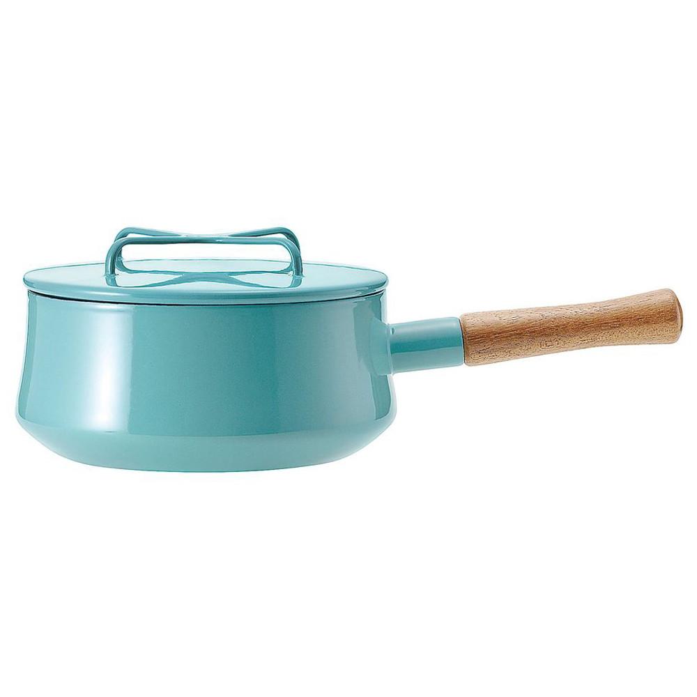 ダンスク コベンスタイル 片手鍋 18cm ティール [ 内径:185mm深さ:85mm底径:130mm2.2L ] [ 料理道具 ] | キッチン 台所 料理 おしゃれ かわいい 自宅用 贈り物