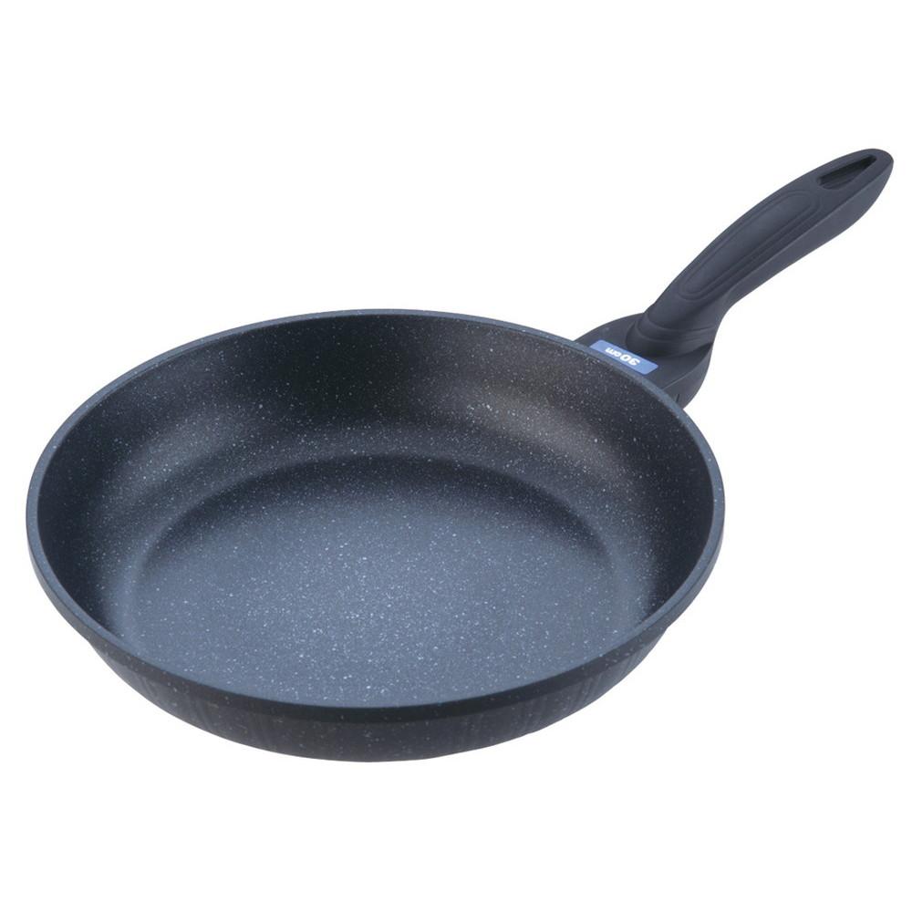 IHテフロンマーブルコート フライパン 30cm [ 外径:310mm深さ:55mm底径:218mm ] [ 料理道具 ] | キッチン 台所 料理 自宅用