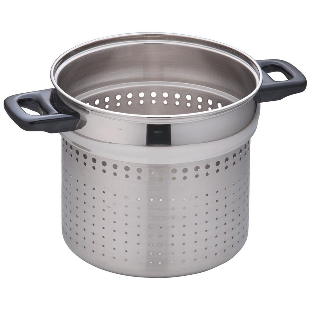 kinox(キノックス) 18-10 8080 パスタクッカー 8087/24 24cm [ 外径:265mm深さ:235mm質量:1.08kg ] [ 料理道具 ] | 厨房 飲食店 レストラン ホテル 業務用