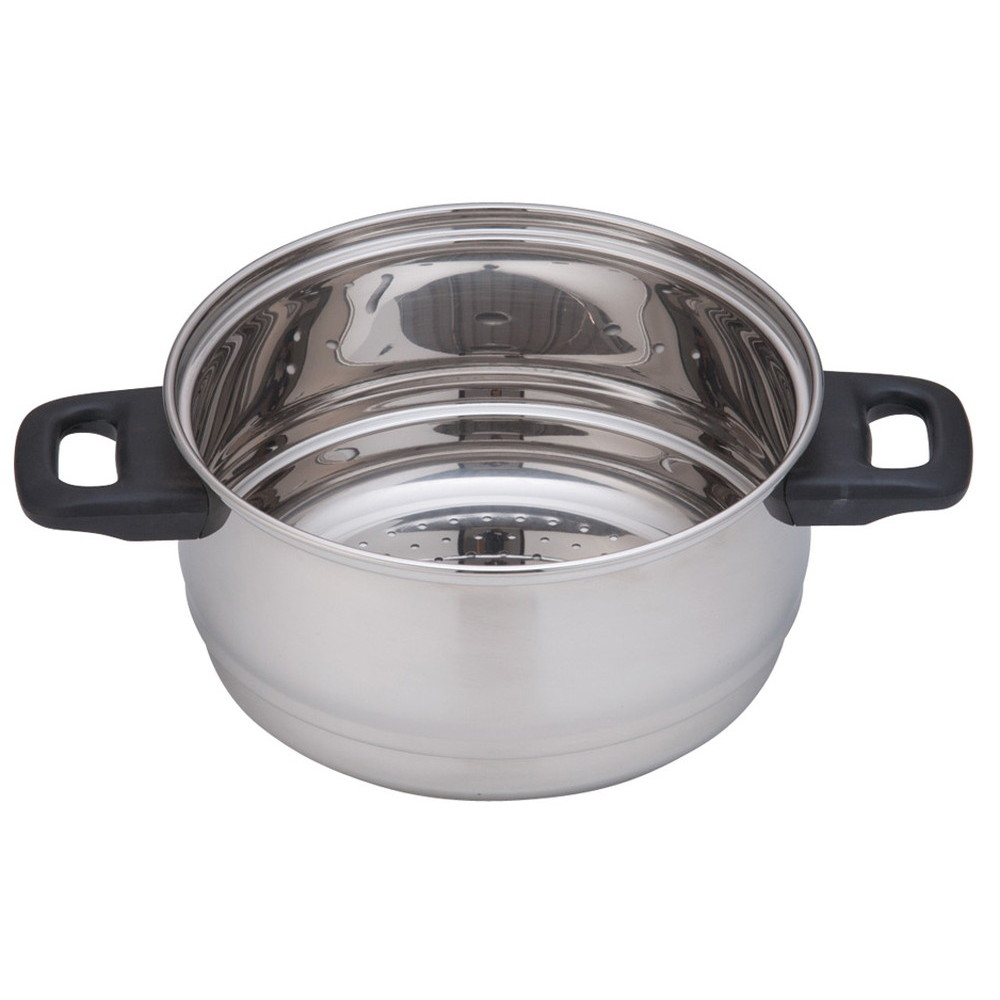 kinox(キノックス) 18-10 8080 スチーマー 8082/20 20cm用 [ 外径:220mm深さ:115mm質量:0.7kg ] [ 料理道具 ] | 厨房 飲食店 レストラン ホテル 業務用