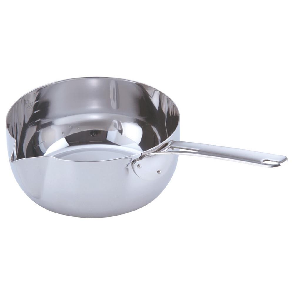 MA共柄 デンジ 片手鍋 16cm [ 内径:16cm 深さ:70mm底径:120mm1.3L ] [ 料理道具 ] | 厨房 キッチン 台所 飲食店 レストラン 業務用