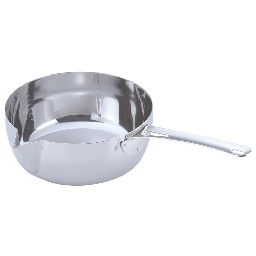 MA共柄 デンジ 片手鍋 20cm [ 内径:20cm 深さ:80mm底径:145mm2.3L ] [ 料理道具 ] | 厨房 キッチン 台所 飲食店 レストラン 業務用
