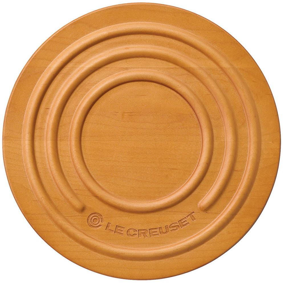 メープルウッド トリベット 965009-00 [ 直径:240mm ] [ 料理道具 ] | キッチン 台所 飲食店 おしゃれ かわいい 自宅用 贈り物