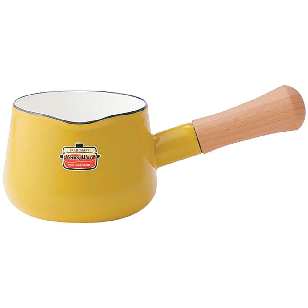 ソリッド ミルクパン 12cm SD-12M・M マスタード [ 内径:120mm深さ:82mm0.75L ] [ 料理道具 ] | キッチン 台所 料理 おしゃれ かわいい 自宅用 贈り物