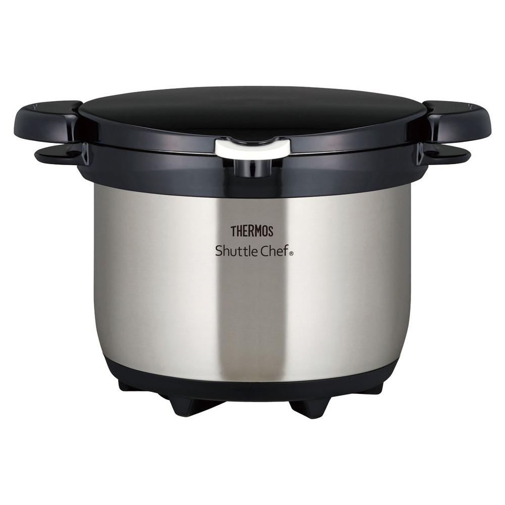 シャトルシェフ KBG-3000 クリアステンレス(CS) [ 間口:310 x 奥行:265 x H190mm質量:2.7kg ] [ 料理道具 ]   キッチン 厨房 台所 時短 自宅用 業務用