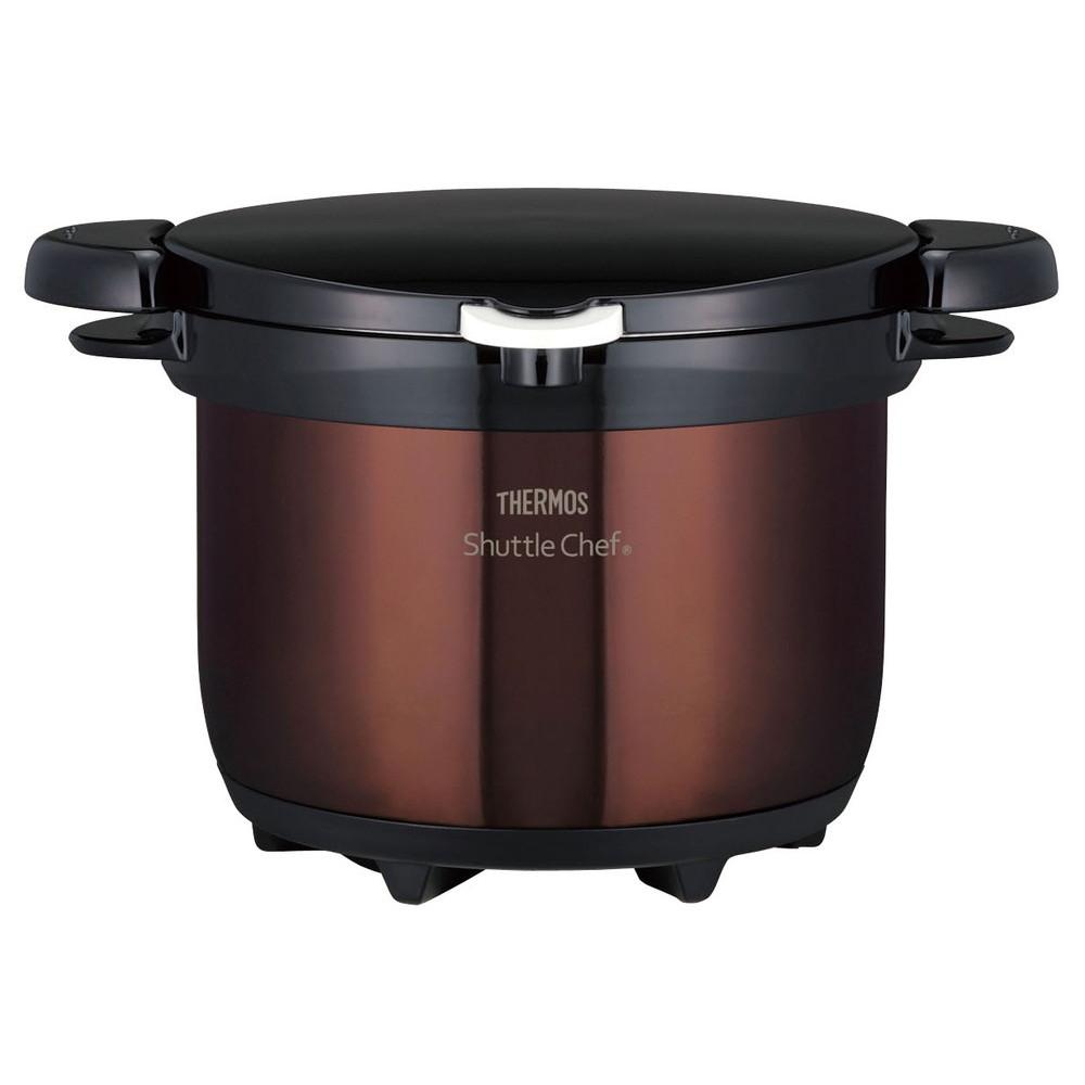 シャトルシェフ KBG-3000 クリアブラウン(CBW) [ 間口:310 x 奥行:265 x H190mm質量:2.7kg ] [ 料理道具 ] | キッチン 厨房 台所 時短 自宅用 業務用