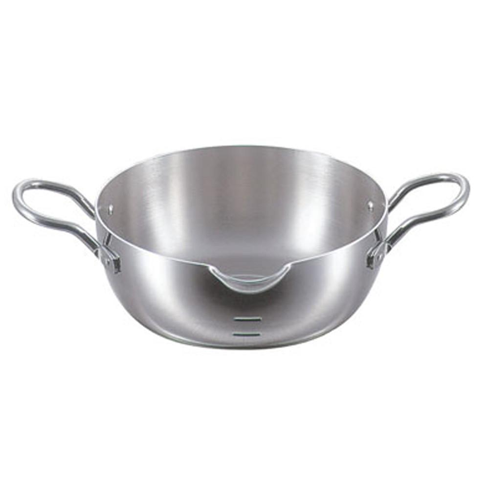 エレックマスター プロ 天ぷら鍋 [ 内径:210mm深さ:80mm底径:135mm2.3L ] [ 料理道具 ] | 厨房 飲食店 レストラン ホテル 和食 業務用