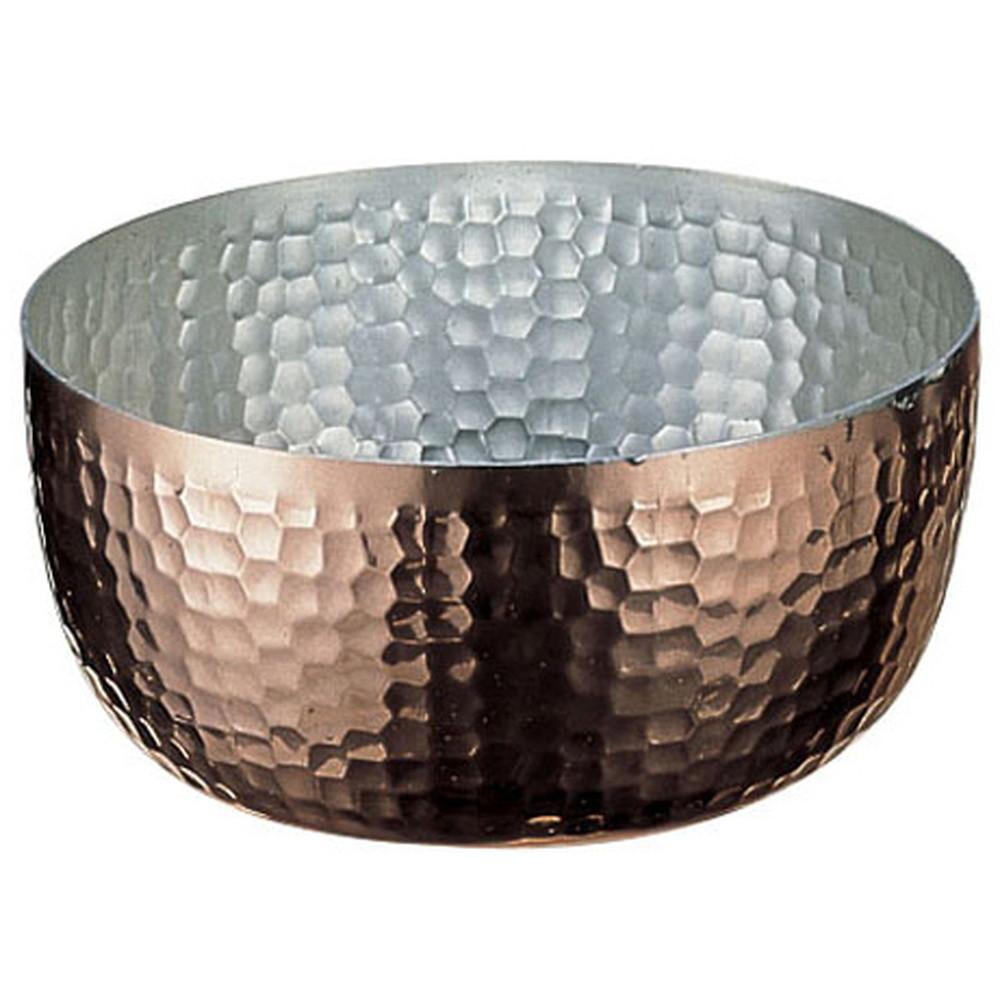 銅 矢床鍋 15cm [ 内径:150 x 深さ:65mm1L ] [ 料理道具 ] | 厨房 食堂 和食 ホテル キッチン 飲食店 業務用