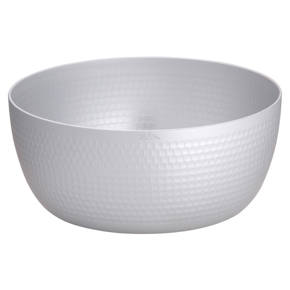 ホクア アルミ 矢床鍋 28.5cm [ 内径:285 x 深さ:118mm6.6L ] [ 料理道具 ] | 厨房 食堂 和食 ホテル キッチン 飲食店 業務用
