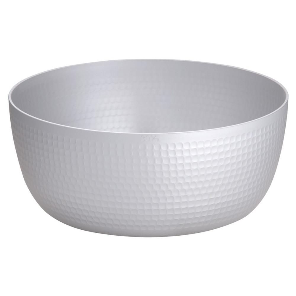 ホクア アルミ 矢床鍋 30cm [ 内径:300 x 深さ:125mm8L ] [ 料理道具 ] | 厨房 食堂 和食 ホテル キッチン 飲食店 業務用