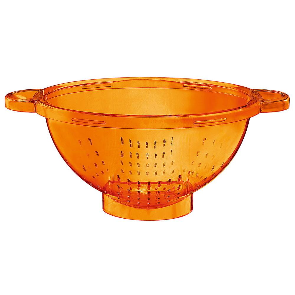 グッチーニ コランダー 1672.0045 オレンジ [ 幅:280 x 奥行:350 x H145mm ] [ 料理道具 ] | キッチン 台所 飲食店 おしゃれ かわいい 自宅用 贈り物
