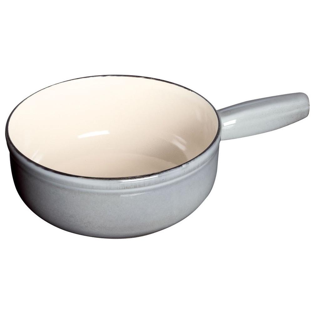 厨房でも耐えうる確かな製品には 強固さと使い勝手を兼ね備えた逸品です キッチン 台所 飲食店 おしゃれ 自宅用 ストウブ チーズフォンデュポット x 23cm H70mm2.6L 直径:230 交換無料 グレー 40509-600 料理道具 レビューを書けば送料当店負担