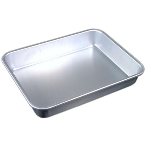 アルマイト 深バット キング [ 間口:548 x 奥行:370 x H110mm ] [ 料理道具 ] | 厨房 キッチン 飲食店 ホテル レストラン 業務用