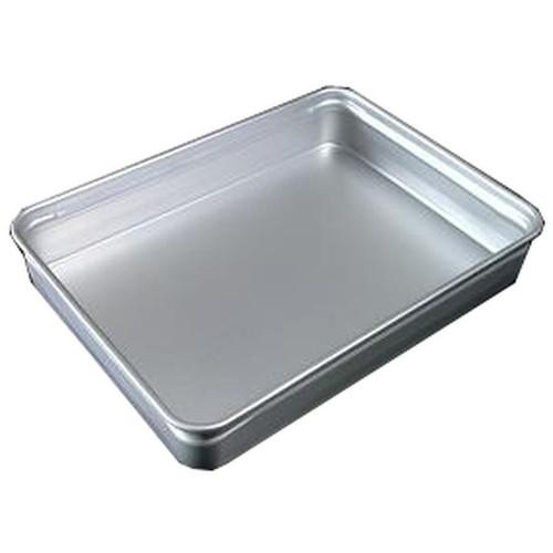 アルミ番重 中 60 [ 間口:468 x 奥行:348 x H60mm ] [ 料理道具 ] | 厨房 飲食店 給食 社食 レストラン 業務用