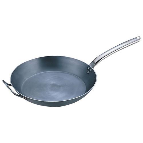 デバイヤー鉄クールハンドルフライパン 5130 32cm [ 内径:32cm 深さ:42mm ] [ 料理道具 ] | 厨房 キッチン 飲食店 ホテル レストラン 業務用