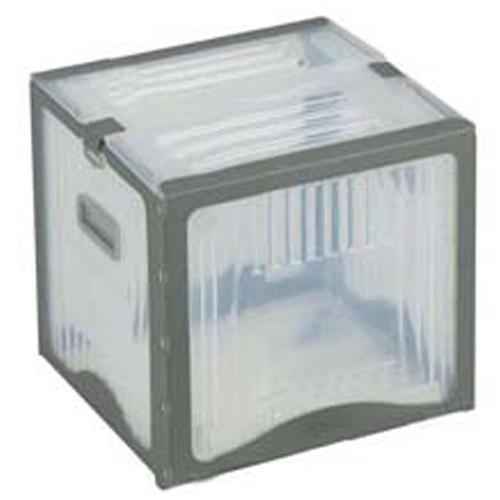 リスボックス 透明タイプ (手穴無し) 26B [ (外寸)幅:322 x 奥行:300 x H310mm ] [ 厨房用品 ] | 飲食店 店舗 倉庫 保管 業務用