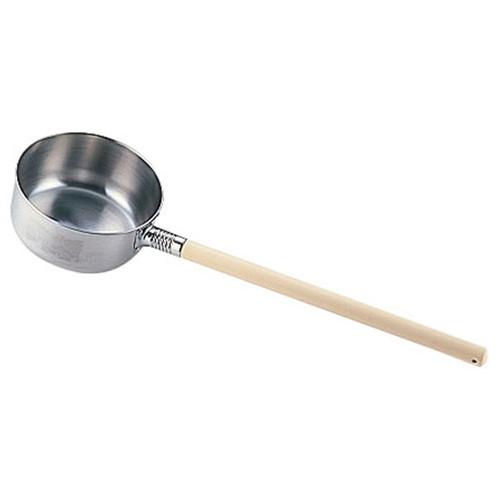 IKD18-8抗菌 水杓子 12cm  [ 直径:120mm 全長:約465mm 500cc ] [ 料理道具 ] | 給食 社食 配膳 飲食店 厨房 レストラン 業務用