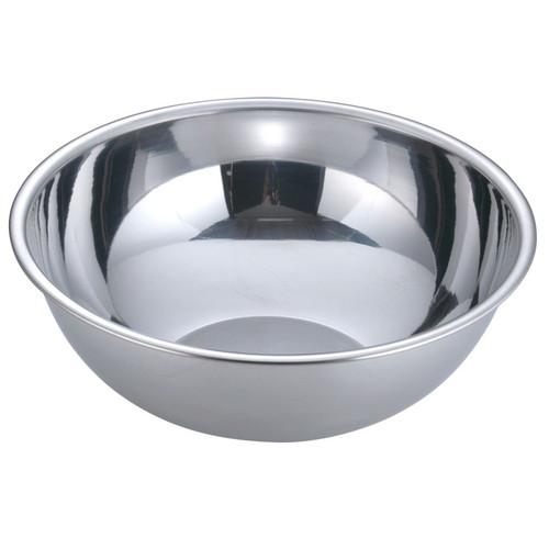 (F)18-0ボール 50cm [ 外径:540 x 深さ:190mm 容量:27.5L ] [ 料理道具 ] | 飲食店 ホテル レストラン 和食 洋食 中華 キッチン 業務用