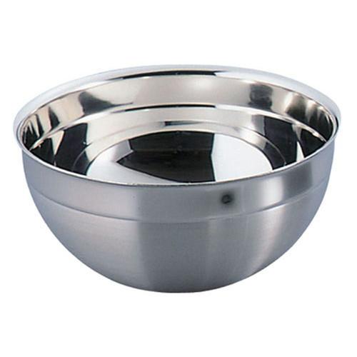 レズレー 18-10ミディアムボール 15616 16cm [ 外径:171mm 深さ:80mm 容量:1.2L ] [ 料理道具 ] | 飲食店 ホテル レストラン 和食 洋食 中華 キッチン 業務用