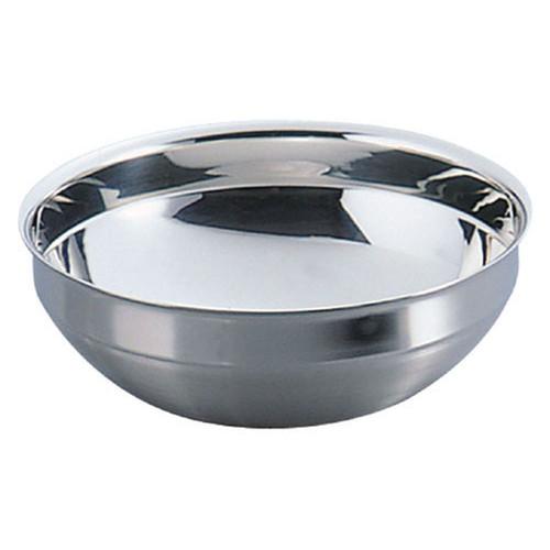 レズレー 18-10シャローボール 15788 28cm [ 外径:296mm 深さ:100mm 容量:4.9L ] [ 料理道具 ] | 飲食店 ホテル レストラン 和食 洋食 中華 キッチン 業務用