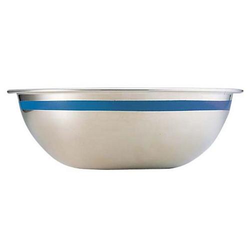 TKG 18-8 カラーラインボール 55cm ブルー [ 深さ:210mm 容量:35L ] [ 料理道具 ] | 飲食店 ホテル レストラン 和食 洋食 中華 キッチン 業務用