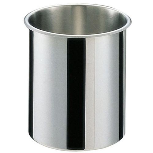 SA18-8ベンマリーポット 23cm [ 深さ:280mm 内径:232mm 容量:10L ] [ 保存容器 ] | 飲食店 ホテル レストラン 厨房 社食 業務用