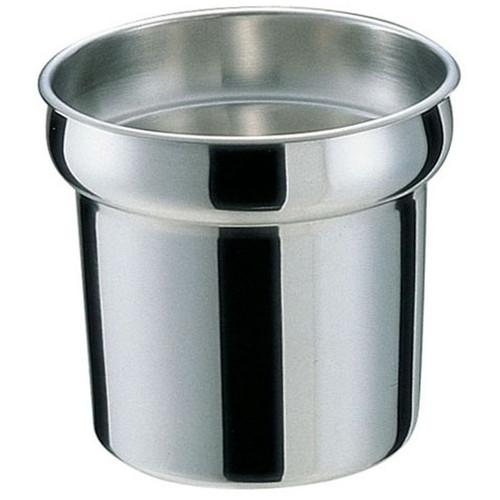 SA18-8ベジタブルインセット 27cm [ 内径:270 x 深さ:208mm 底径:235mm 容量:9.5L ] [ 保存容器 ] | 飲食店 ホテル レストラン 厨房 社食 業務用