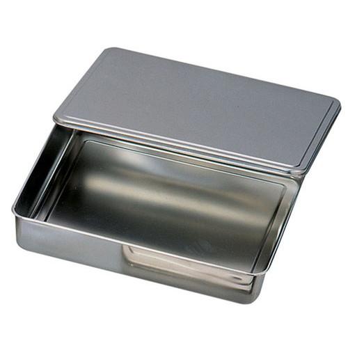 SA18-8調味料入蓋付バット 6角型 [ 間口:330 x 奥行:285 x H60mm ] [ 保存容器 ] | 飲食店 ホテル レストラン 厨房 社食 業務用