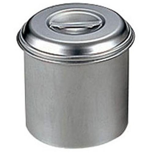 チタン 浅型キッチンポット 11cm [ 内径:110 x 深さ:105mm ] [ 保存容器 ] | 飲食店 ホテル レストラン 厨房 社食 業務用