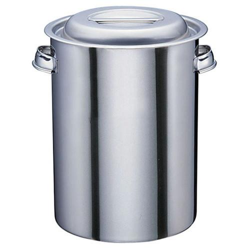 モリブデン深型タンク(手付) 18cm [ 内径:190 x 深さ:252mm 容量:6.4L ] [ 保存容器 ] | 飲食店 ホテル レストラン 厨房 社食 業務用