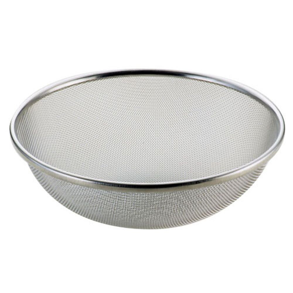 TSステンレス あげざる 39cm(18-8アミ・10メッシュ) [ 内径:370 x H125mm ] [ 調理器具 ]   厨房用品 飲食店 キッチン 料理道具 業務用
