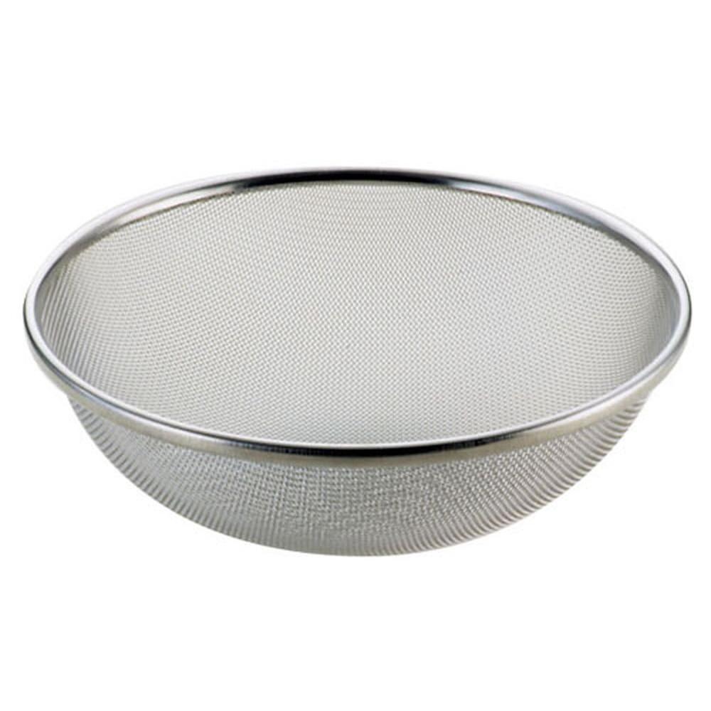 TSステンレス あげざる 45cm(18-8アミ・10メッシュ) [ 内径:430 x H135mm ] [ 調理器具 ] | 厨房用品 飲食店 キッチン 料理道具 業務用