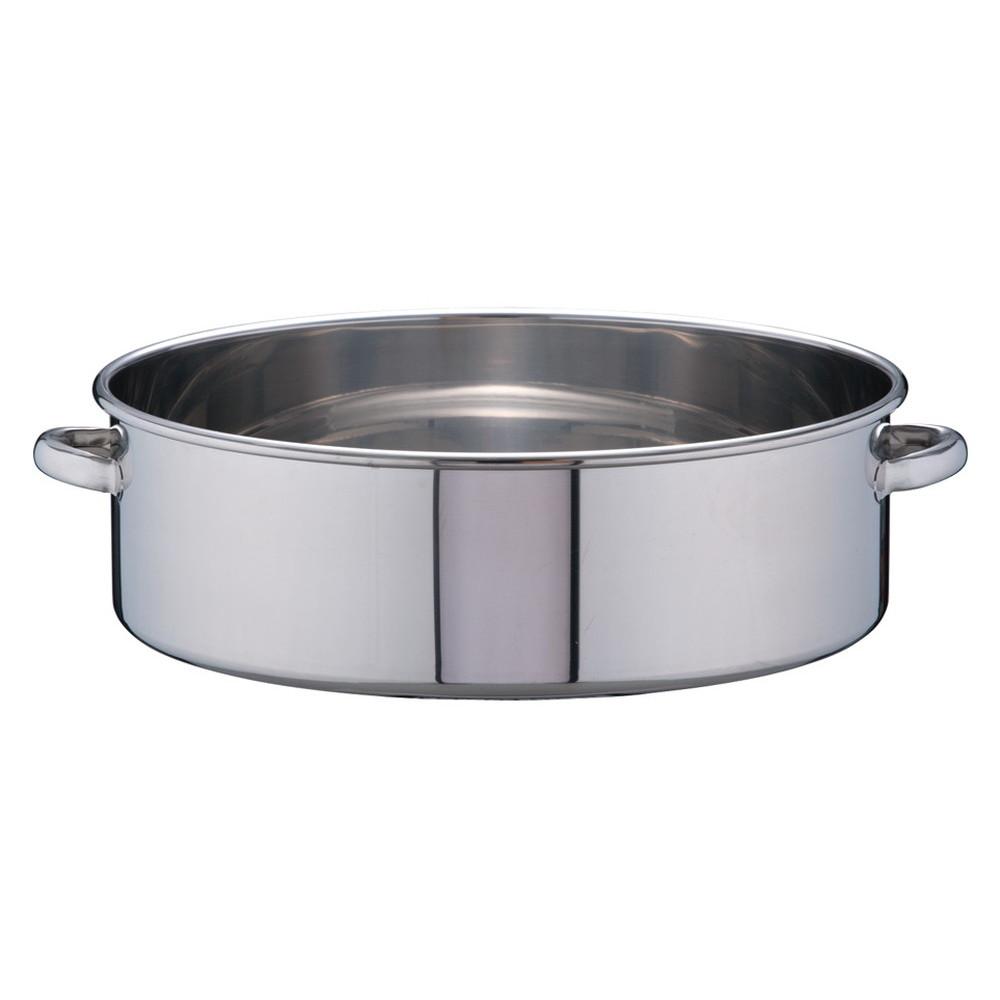 SA18-8手付洗桶 55cm [ 外径:580 x 深さ:180mm 42L ] [ 調理器具 ]   厨房用品 飲食店 キッチン 料理道具 業務用