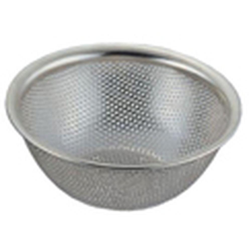 UK18-8深型パンチボール 30cm [ 外径:321 x 深さ:112mm ] [ 調理器具 ] | 厨房用品 飲食店 キッチン 料理道具 業務用