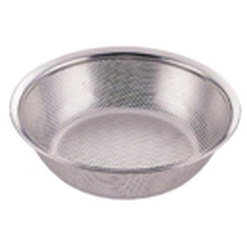UK18-8浅型パンチボール 30cm [ 外径:321 x 深さ:83mm ] [ 調理器具 ]   厨房用品 飲食店 キッチン 料理道具 業務用