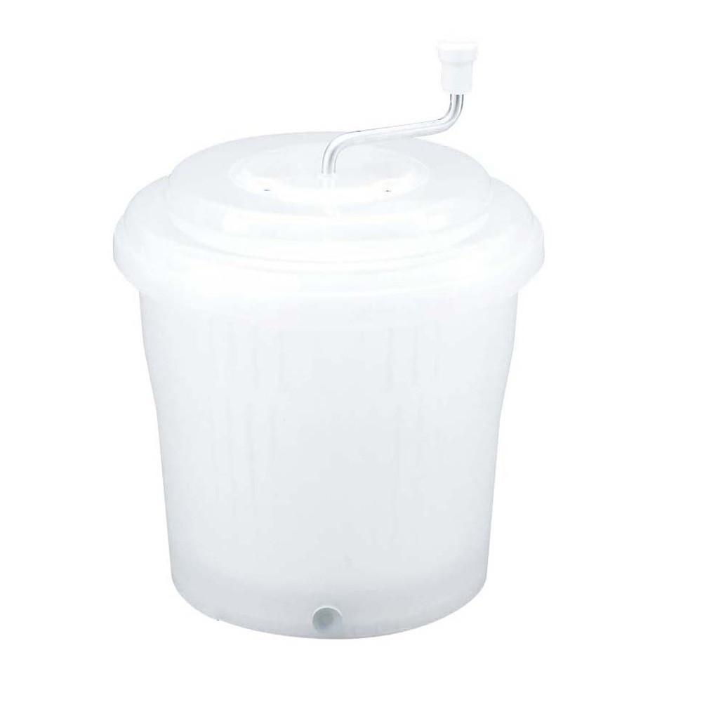 抗菌ジャンボ野菜水切り器 20型 [ 外径:430 x H410(525)mm 20L ] [ 調理器具 ] | 厨房用品 飲食店 キッチン 料理道具 業務用