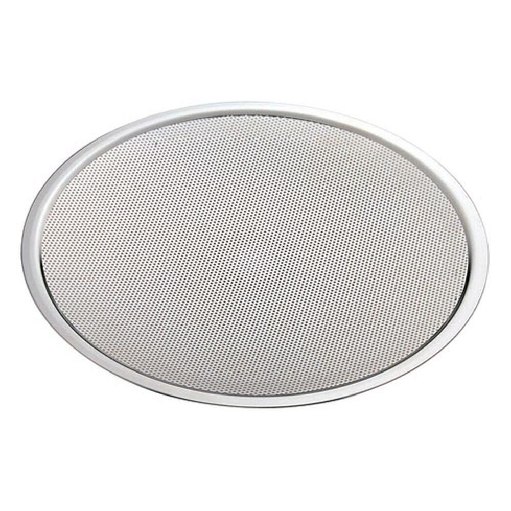 UK18-8パンチングためざる 33cm [ 外径:347 x 深さ:24mm ] [ 調理器具 ]   厨房用品 飲食店 キッチン 料理道具 業務用