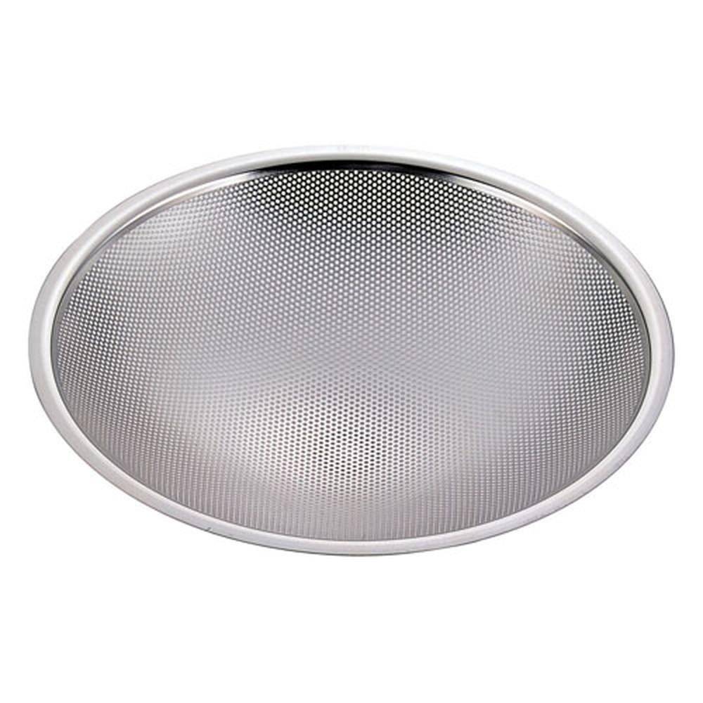 UK18-8パンチングあげざる 33cm [ 外径:347 x 深さ:104mm ] [ 調理器具 ] | 厨房用品 飲食店 キッチン 料理道具 業務用