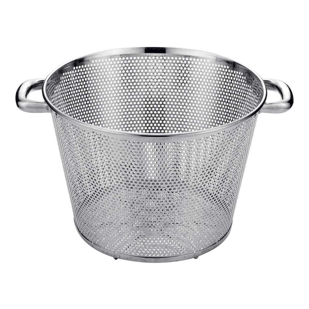 UK 18-8パンチング深型揚げざる パイプハンドル 51cm [ 外径:510 x 深さ:310mm ] [ 調理器具 ] | 厨房用品 飲食店 キッチン 料理道具 業務用