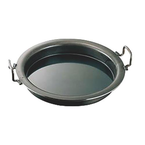 ☆ 餃子鍋 ☆ 鉄餃子鍋 42cm [ φ420 x 45mm 板厚:6.5mm ] 【 中華 レストラン ホテル 業務用 】