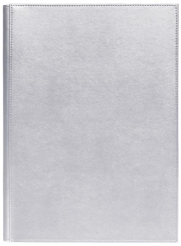 ☆ 店舗備品 ☆ シンビLPU-101 隠しピンメニューブック(A4) 銀 [ 233 x H315mm ] 【 飲食店 ホテル レストラン カフェ 業務用 】